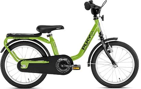 Puky Bicicleta De niño Z6 Verde 16 Pulgadas niño Chica 2019 ...