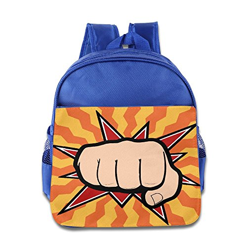 HYF Kids Punching Hand Toddler Backpack Preschool Lunch Boxes Carry ()