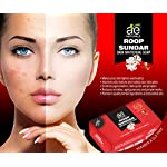 AE Naturals Roop Sundar Skin Whitening Soap With Paarijat Extract Pack of 3