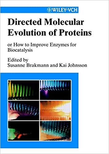 Directed molecular evolution of proteins or how to improve enzymes