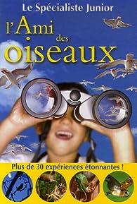 Book's Cover of L'Ami des oiseaux