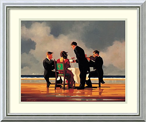Framed Art Print 'Elegy for a Dead Admiral' by Jack, used for sale  Delivered anywhere in Canada