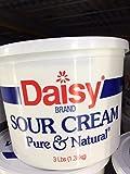 Daisy Brand Sour Cream Pure & Nature 3 LBS