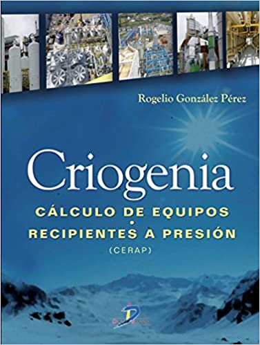 Criogenia (Spanish Edition) 1st Edition, Kindle Edition
