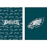 Team Sports America Philadelphia Eagles Suede Garden Flag, 12.5 x 18 inches