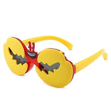 MINGMOU Gafas De Sol para Niños - Gafas De Sol para Niños ...