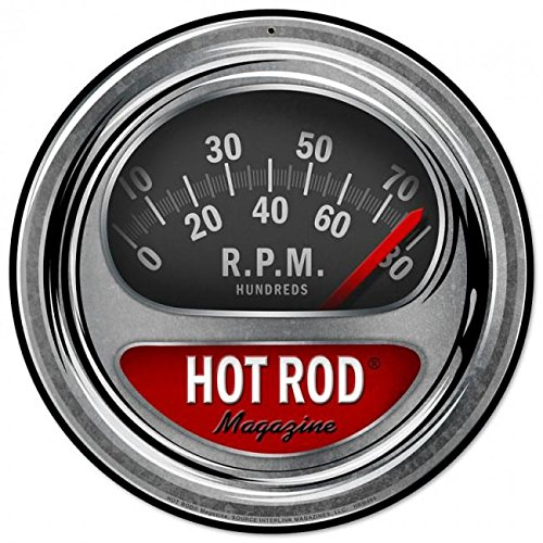 Rpm Rod (Hot Rod Magazine Tach RPM 14