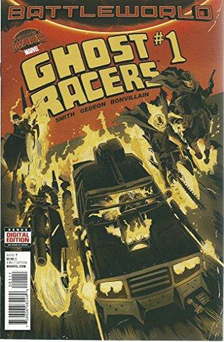 Ghost Racers #1 Comic Book