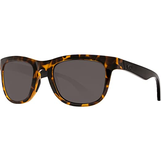 388ad4e37700 Amazon.com: Costa Del Mar Copra 580G Copra, Shiny Retro Tort with Black  Temples Gray, Gray: Sports & Outdoors