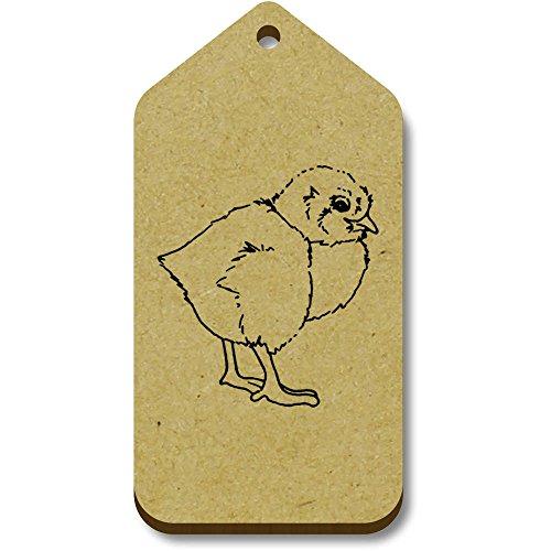 regalo 'Chick' 10 34mm tg00058505 X bagaglio Tag 66mm Azeeda FwZYfxCqF