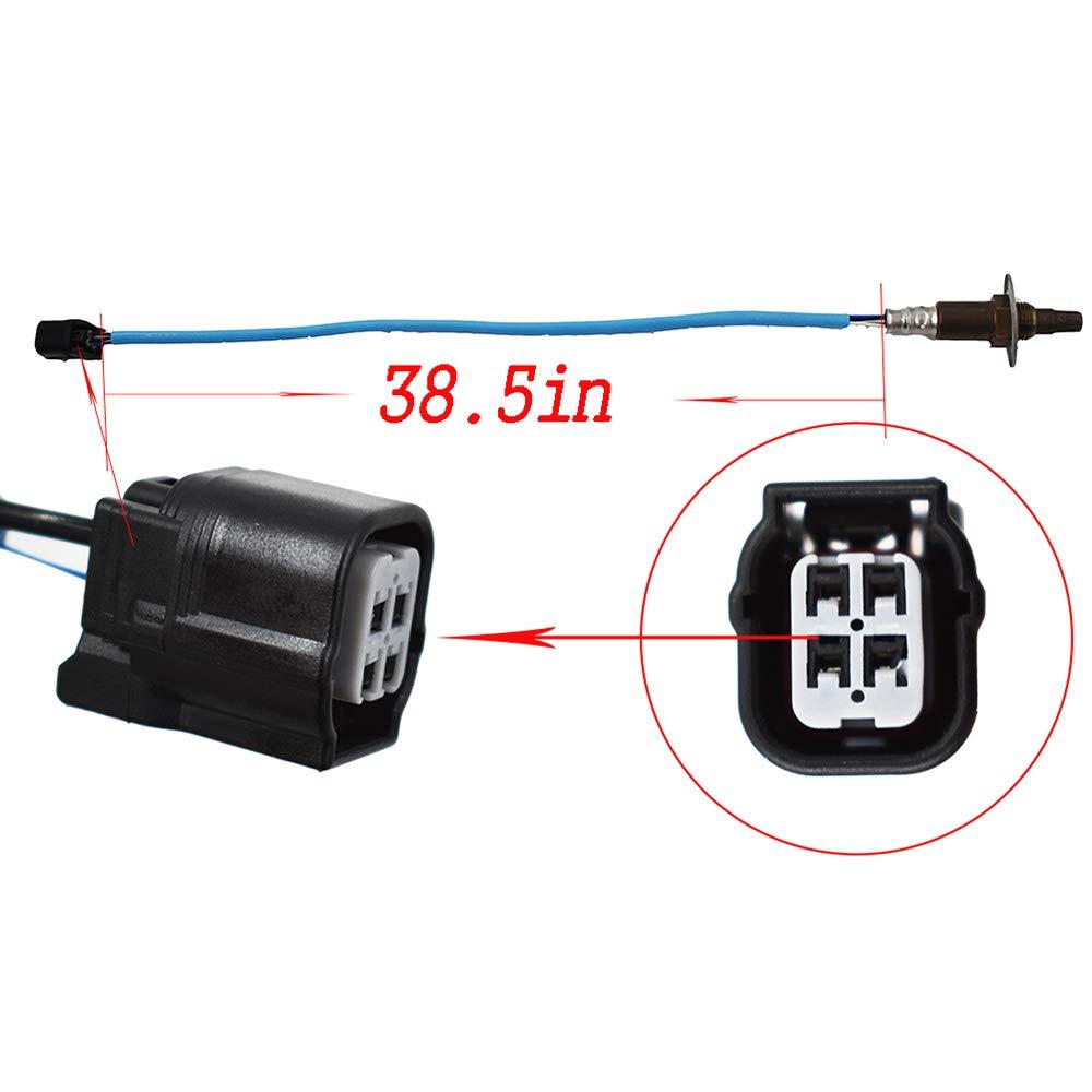 labwork-parts 234-9062 Air Fuel Ratio Sensor Fit for 07-09 Honda CR-V CRV 2.4 USA