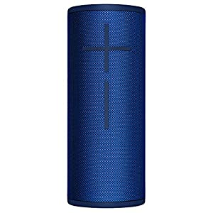 Ultimate Ears, Boom 3 Wireless Bluetooth Speaker, Bold Sound + Deep Bass, Bluetooth, Magic Button, Waterproof, 15-Hour Battery, Range of 150 ft, Lagoon Blue