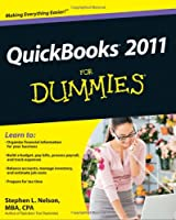 QuickBooks 2011 For Dummies, 18th Edition Front Cover
