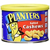 Planters Cashews Roasted Salted, 200g