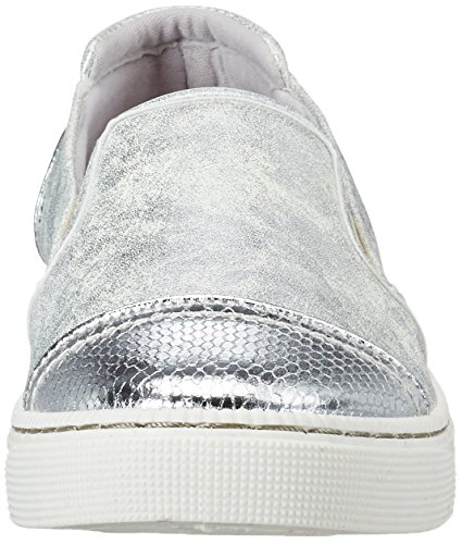 Mustang Women's 1246-402-21 Loafers Silver (21 Silber) Nhn6PJuhZ
