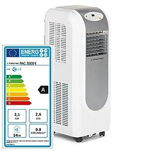 TROTEC Klimagerät PAC 2000 E mit 2 kW (7.000 Btu)
