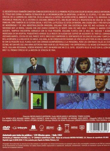 El Desierto Rojo (1964) Il Deserto Rosso (Non Us Format) (Region 2) (Import)
