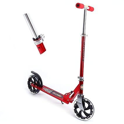 GOTOTOP Patinete para Niños y Adultos Scooter con Ruedas ...