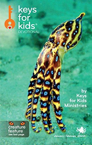 Keys for Kids Devotional: Jan/Feb/Mar - Mar Kids