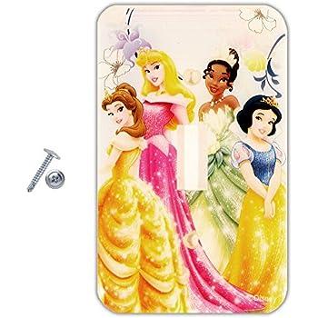 Amazon.com: Princesas Disney Placa de pared eléctrico ...
