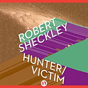 Hunter/Victim Audiobook
