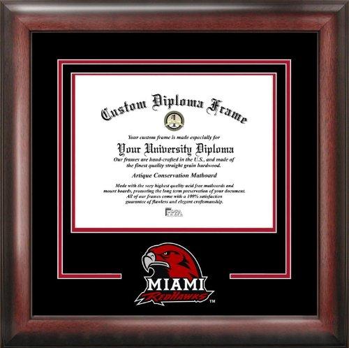 - Campus Images Miami University Ohio Spirit Diploma Frame