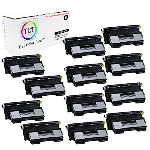 TCT Premium Compatible 52114501 Black Laser Toner Cartridge for the OKI B6200 series - 10K yield- works with the Okidata B6200, B6200dn, B6200n, B6300, B6300dn, B6300n, B6300nMX printers