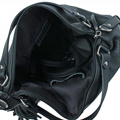 nouvelle FONCE sac beyonce CUIR 2018 DESTOCK main collection à porté et modèle cuir main bandoulière grainé COGNAC aH7qH5
