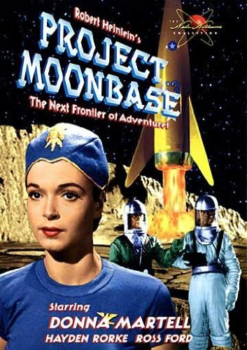 Project Moonbase (First People To Land On The Moon)