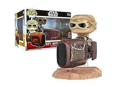 Funko Pop! Star Wars 174 Rey with Speeder Exclusive from Funko