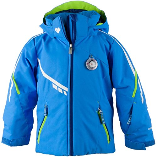 Obermeyer Girls Leyla Jacket (Cornflower / 7) by Obermeyer