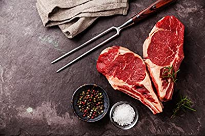 USDA Choice Bone-In Ribeye (Prime Rib) Steaks - 16 oz - Steaks for Delivery