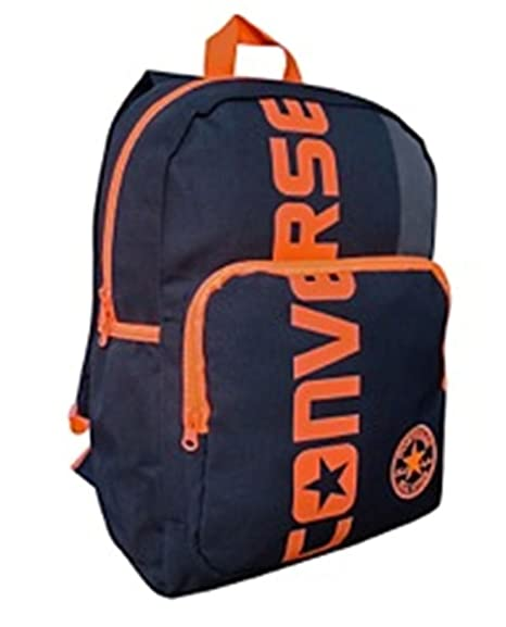 38d4f0e4cf Converse Navy Blue Orange Converse All Star Backpack Rucksack Kids School  Travel  Amazon.ca  Luggage   Bags