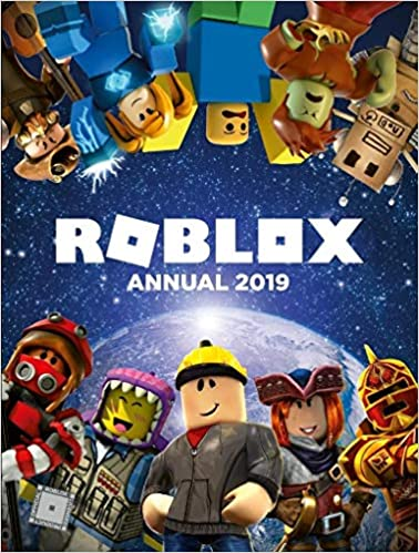 Roblox Annual 2019 Amazoncouk Egmont Publishing Uk