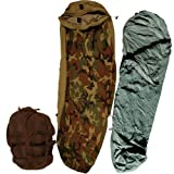 3 – in – 1 Military – style Sleeping System, Outdoor Stuffs