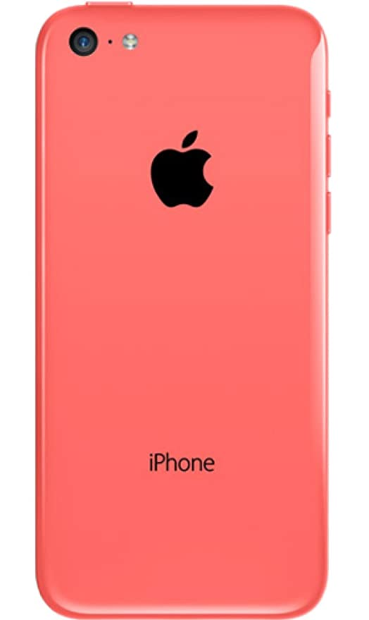 Apple iPhone 5C Rosa 8GB Smartphone Libre (Reacondicionado)