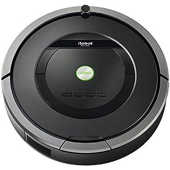 Amazon Com Irobot Roomba 801 Robotic Vacuum Home Amp Kitchen