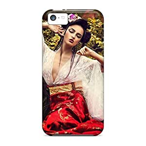 Japanese Model Case Compatible With Iphone 5c/ Hot Protection Case by supermalls