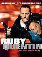 Filmcover Ruby und Quentin - Der Killer und die Klette
