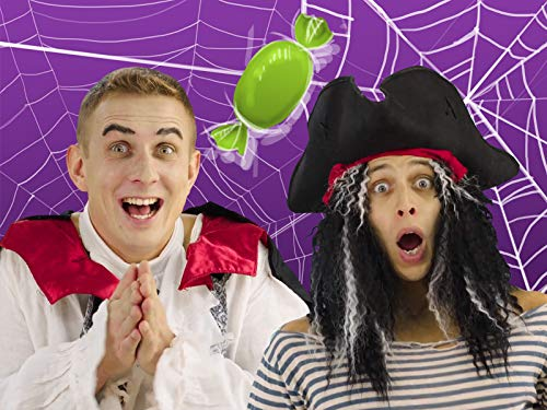 Halloween Song Johny Johny -