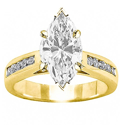 0.98 Ct Marquise Diamond - 1