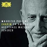 #8: Chopin: 24 Preludes; Nocturnes; Mazurkas; Scherzo