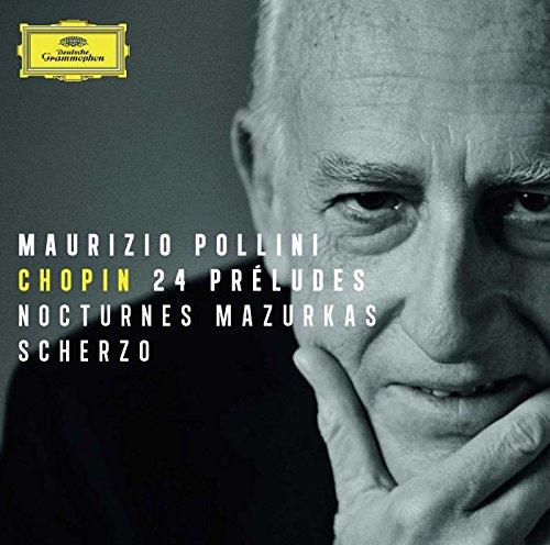 Andrea Immer - Chopin: 24 Preludes / Nocturnes / Mazurkas