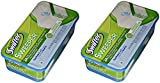Swiffer Sweeper Wet Mopping Cloth Refill - Open Window Fresh , 24 Count (2 Pack)