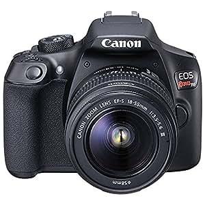 Câmera Profissional Canon T6 kit 18-55mm