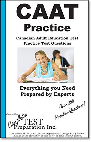 canadian test preparation adult Achievement