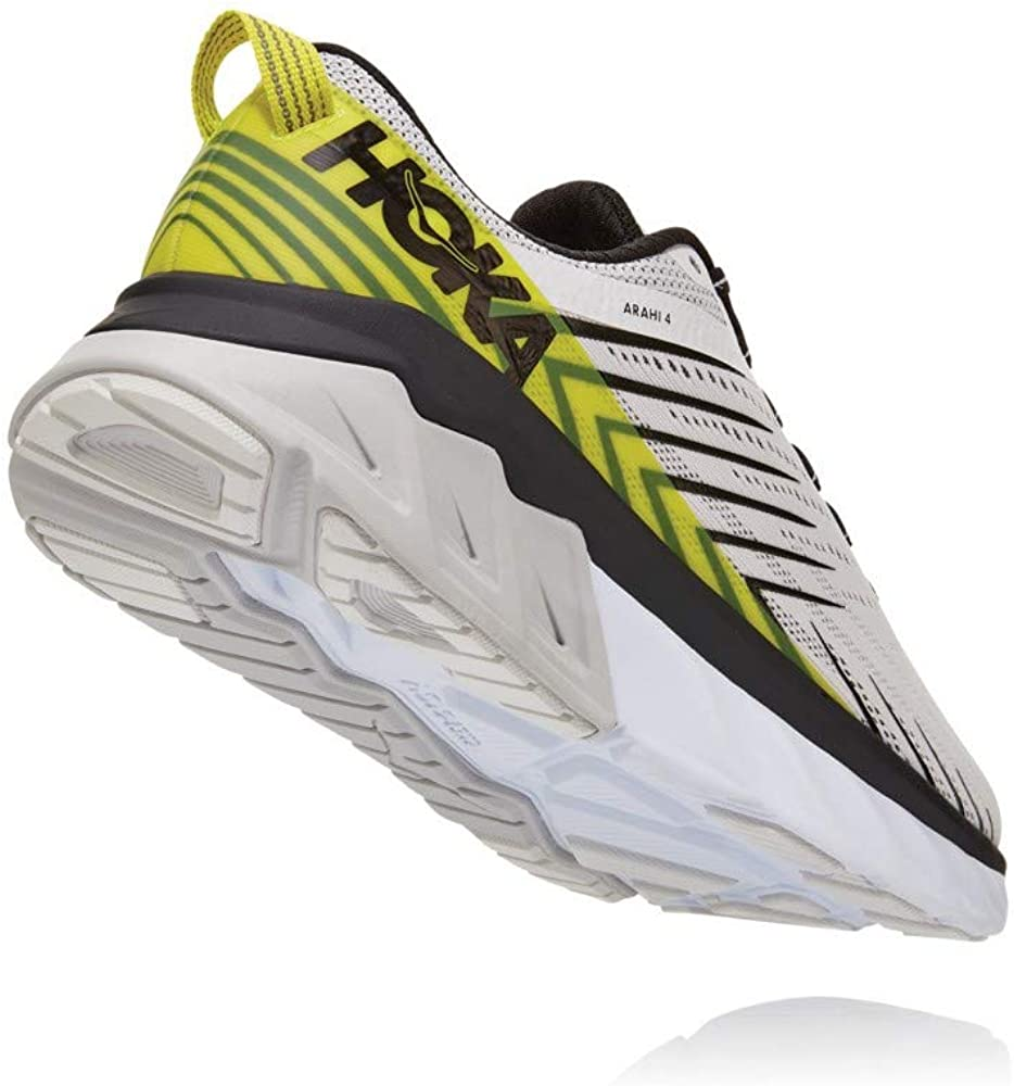 HOKA ONE ONE Mens Arahi 4 Running Shoe