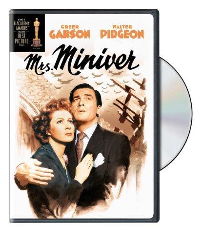 Mrs Miniver [DVD] [Region 1] [US Import] [NTSC]