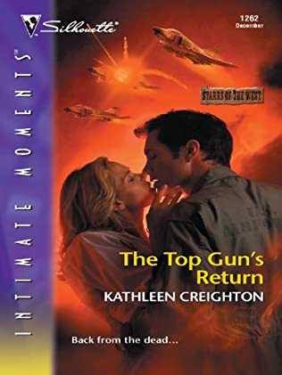 book cover of The Top Gun\'s Return