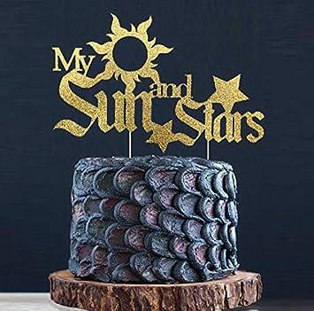 My Sun and Stars Decoración para tarta de Juego de Tronos ...